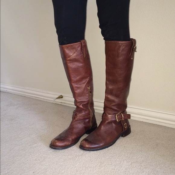 62% off Vince Camuto Boots - Vince Camuto Kabo Wide-Calf Boots ...