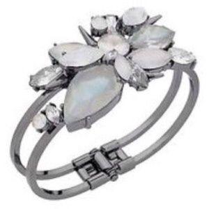 Erickson Beamon Jewelry - Erickson Beamon crystal cuff bracelet NWT