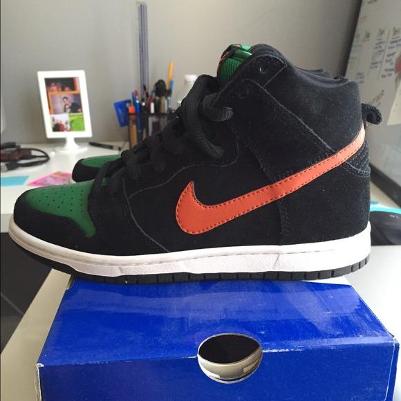 Nike Shoes   Nike Dunk High Pro Sb