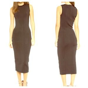 ISSA Dresses & Skirts - Stunning ISSA Velvet Trimmed LBD