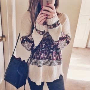 Willow and Clay knit sweater!