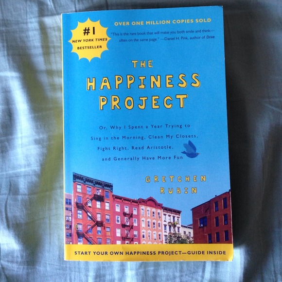 the happiness project by gretchen rubin What does it take for you to really be happy gretchen rubin, author of the #1 new york times best-seller the happiness project,.
