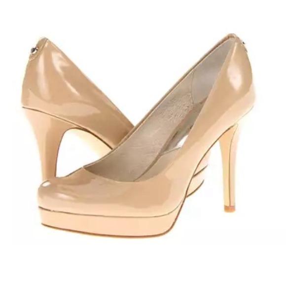 65% off MICHAEL Michael Kors Shoes - 💝sale💝Michael Kors nude ...