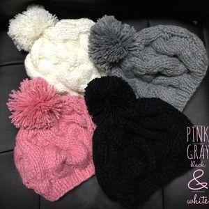 Accessories - 🎉Host Pick🎉Winter Beanie Hat $8 each