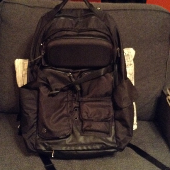 Lululemon Athletica Bags Lululemon Cruiser Backpack