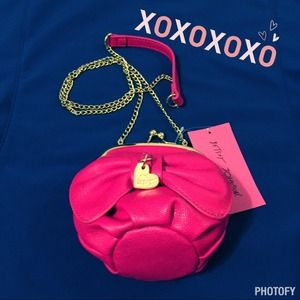 NWT Betsey Johnson Crossbody!