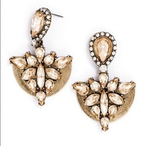 Baublebar Crystal Mesopotamia Drop Earrings