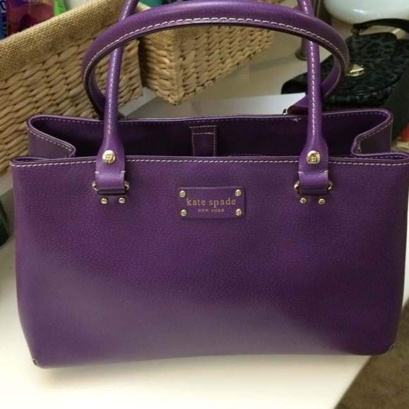 60% off kate spade Handbags - Large Kate spade Wellesley Fallon ...