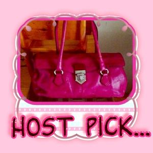Host/Pick..PINK  PURSE