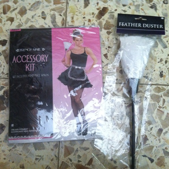 61% off Party City Other - Maid Costume Accessories from ...