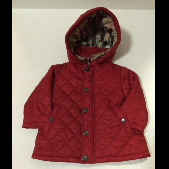 10% off Burberry Other - 🎉Sold!🎉Burberry Baby Quilted Coat w ... : baby quilted jacket - Adamdwight.com