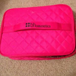 Other - BH Cosmetics train case