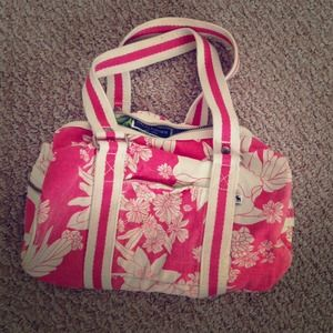 Used, Abercrombie & Fitch mini duffle bag purse! for sale