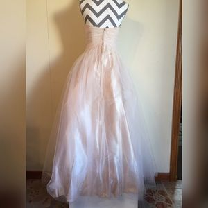 Jovani Dresses - Champagne Prom Dress