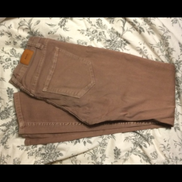 Urban Outfitters Jeans - Urban outfitters high rise cigarette ankle jeans