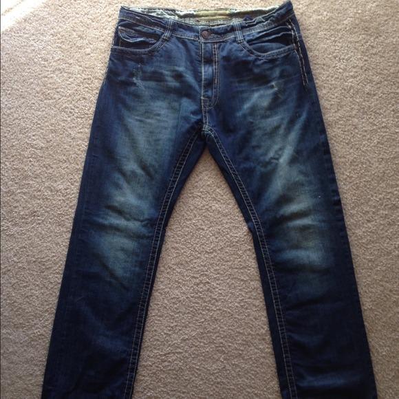 38 Off Smoke Rise Denim Blue Smoke Rise Jeans From John