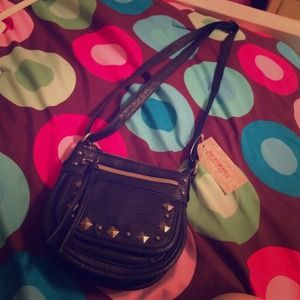 NEVER USED BLACK PURSE