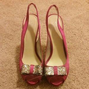 Disney Cinderella For Dsw Glitter Bow