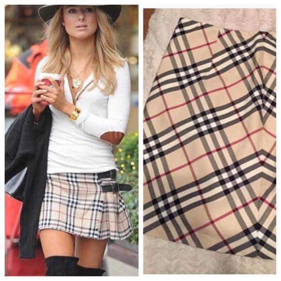 73% off Burberry Dresses & Skirts - Auth. Burberry London nova ...
