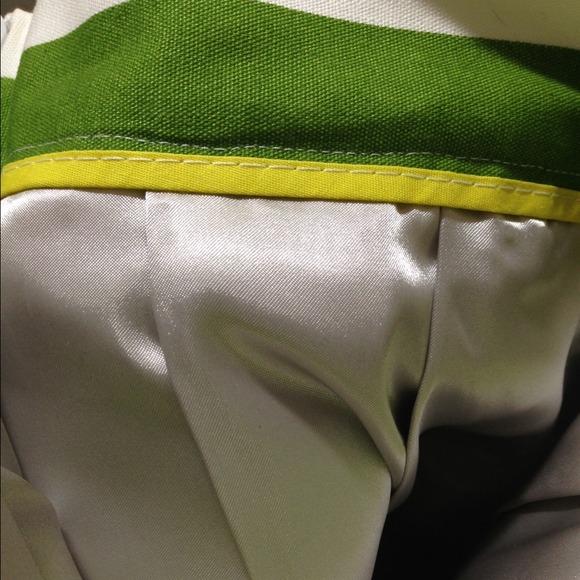 sandee royal Skirts - Striped pleated full skirt very Kate Spade