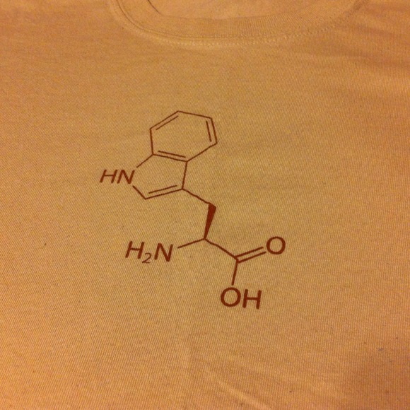 thinkgeek Tops - **LOWER PRICE **Caffeine molecule tshirt