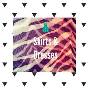 Dresses & Skirts - SKIRTS & DRESSES.