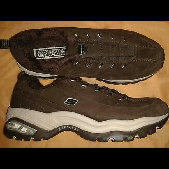 Skechers Women's 8.5 Hiking Shoes Brown Tan