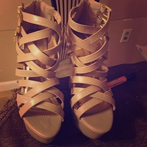 Really cute wedges