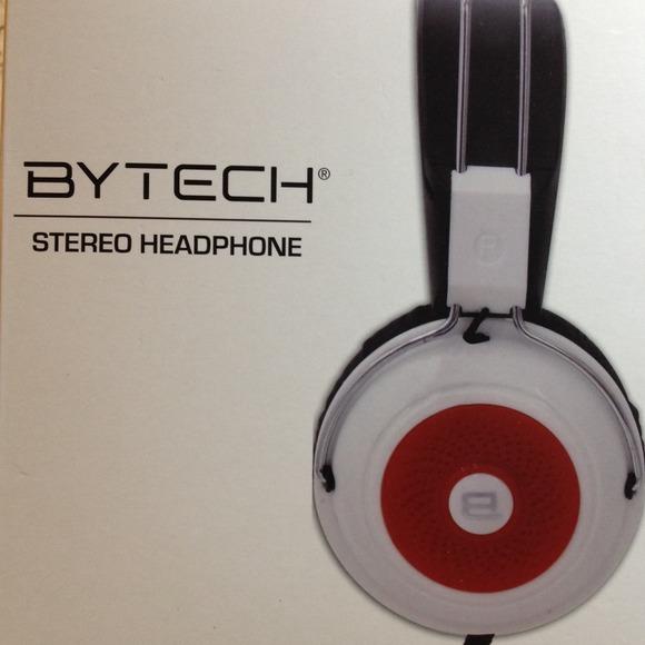 bfa79714f8e bytech Accessories | Stereo Headphones New In Box | Poshmark
