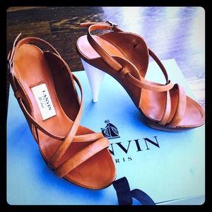 Unique Lanvin Sandal