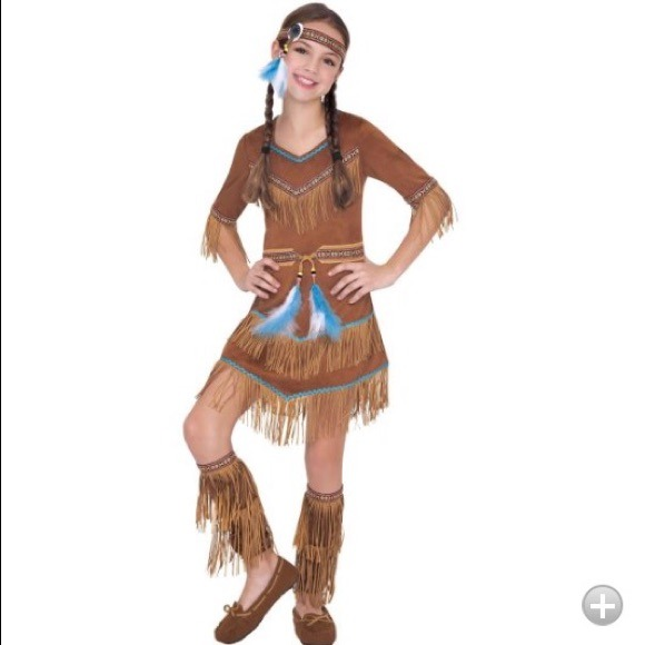 Used ones little girl Indian costume  sc 1 st  Poshmark & Other | Used Ones Little Girl Indian Costume | Poshmark