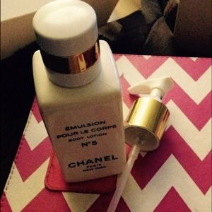23078fe1a5c CHANEL Other - Vintage Chanel No. 5 Emulsion Body Lotion 2 3 Full