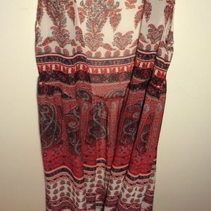 Tops - Long cardigan vest