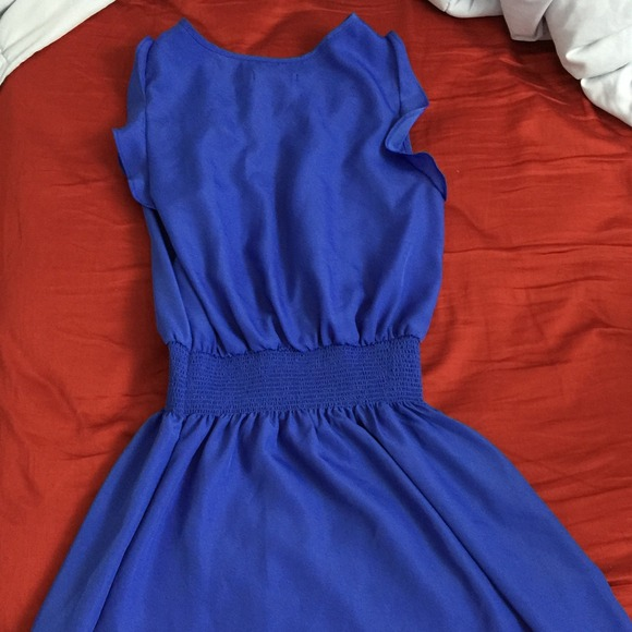 Royal blue dress gap
