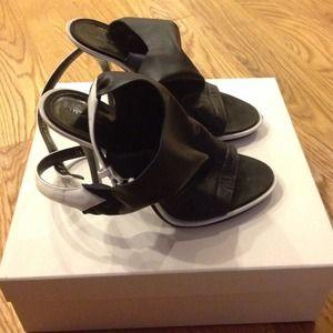"Balenciaga ""Glove"" Sandals"