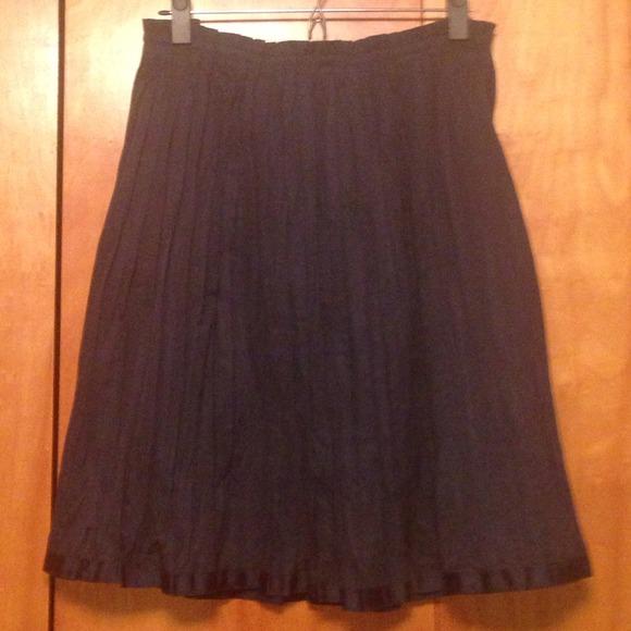 80 gap dresses skirts gap pleated skirt from