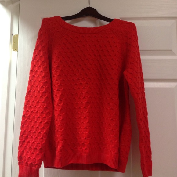 50% off Old Navy Sweaters - Old navy orange sweater from Maegan's ...