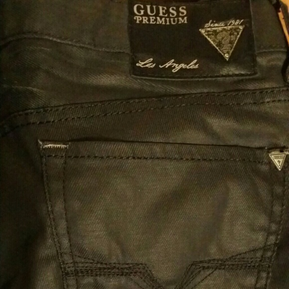 65% off Guess Other - Men's Guess Premium black Jeans from ...