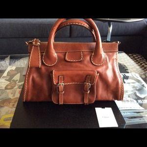50% off Chloe Handbags - Chloe Edith Loaf Handbag from J.\u0026#39;s closet ...