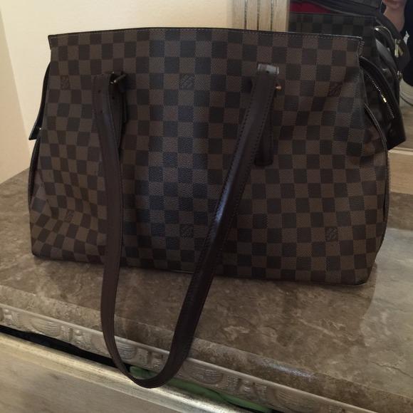 e9d9e5aff566 Louis Vuitton Handbags - SALE- Louis Vuitton ChelseaTote 💯Authentic