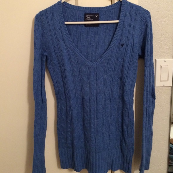 American Eagle Outfitters Sweaters American Eagle Womens Vneck