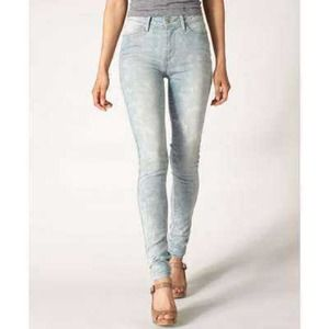 Levi's High Waist Leggings