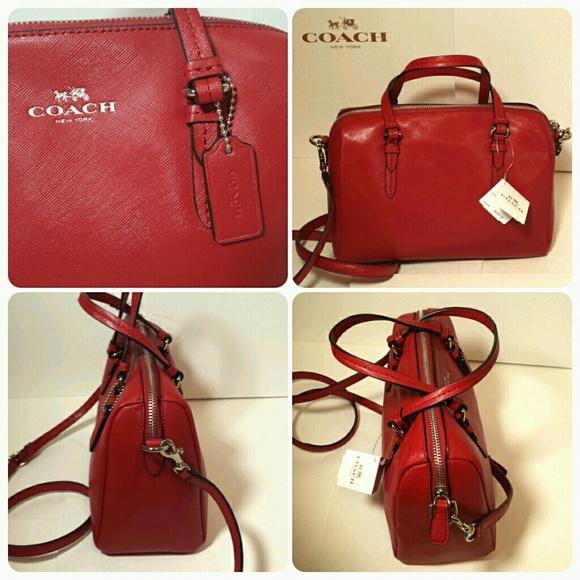 43% off Coach Handbags - FLASH SALE New Coach Crossbody Mini ...