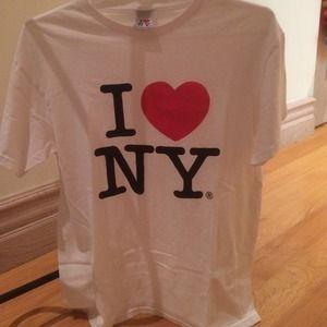 I ❤️ NY shirt