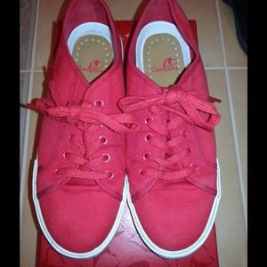 Sears Shoes - Sears iComfort 💢RED💢 Sneaker