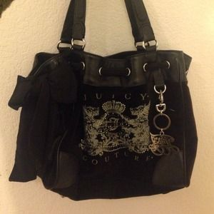 Juicy couture day dreamer - black