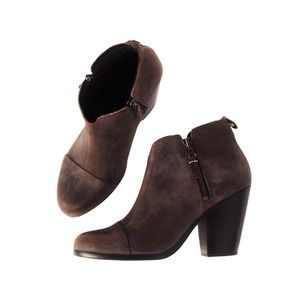 rag & bone Marlow brown booties