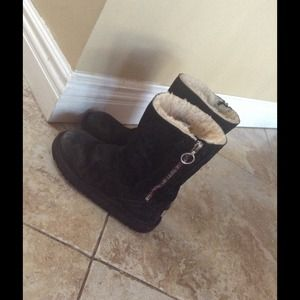Side Zip Ugg Boots On Poshmark