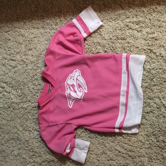 new style 3ade0 ca988 Pink Predators Jersey