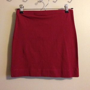 H&m Pink Mini Skirt